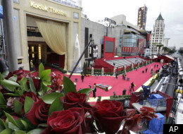 A shot of the Kodak Theater from the 2009 Oscars. (Associated Press)