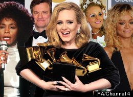 Colin Firth, Whitney Houston, Big Fat Gypsy Wedding, Adele and Rihanna all made the headlines