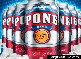 A company is trying to get a niche market of beer drinkers by marketing a lager specifically for beer pong.