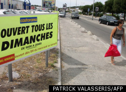PATRICK VALASSERIS/AFP