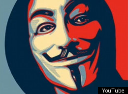 Hacker group Anonymous is demanding the resgination of Public Safety Minister Vic Toews. (YouTube)