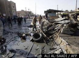 ALI AL-SAADI / AFP
