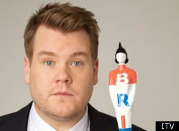 James Corden is presenting the Brit Awards again this year