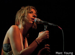 Catherine Major en spectacle à Festival Montréal en lumière