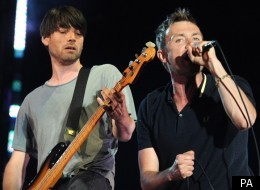 Blur will perform at the London Olympics closing ceremony concert