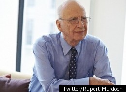Murdoch has tweeted his support for Alex Salmond
