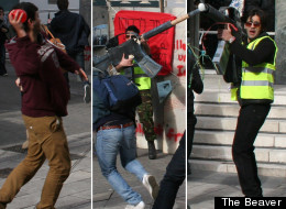 Jewish LSE Students Clash With Palestinian Protesters