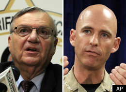 Arizona Sheriff Joe Arpaio has distanced himself from fellow sheriff and Republican congressional candidate Paul Babeu, who was recently outed as gay and accused of threatening his ex-boyfriend with deportation.