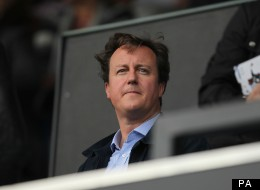 David Cameron is hosting a summit today to combat racism in football