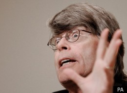 What truly scares Stephen King: having to go back to a real job