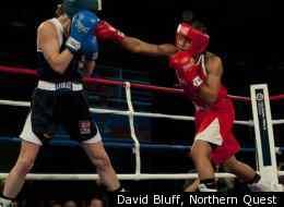 David Bluff, Northern Quest