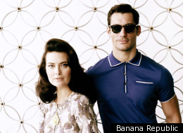 What do you think of the latest Banana Republic 'Mad Men' collection?