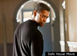 Still from the film 'Safe House.'