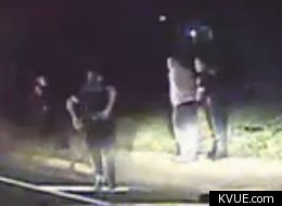 Scott Henson says police in Austin, Texas, cuffed him and detained him because he was walking with his black granddaughter Ty. But the chief of police says a surveillance video proves Henson is wrong about the allegations.