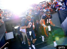 FILE: New England Patriots v Denver Broncos New England Patriots v Denver Broncos