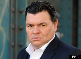 Jamie Foreman admits he was nervous about joining EastEnders