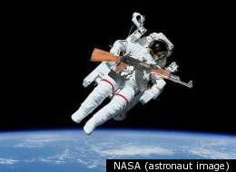 NASA (astronaut image)