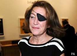 Marie Colvin, a Sunday Times foreign correspondent killed in Homs