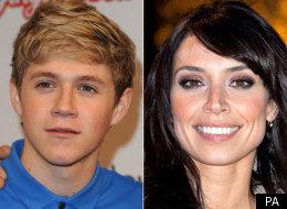 Niall Horan and Christine Bleakley