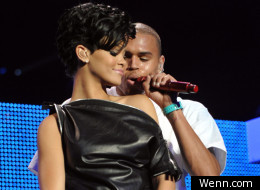 It was reportedly Rihanna's idea to duet with Chris Brown
