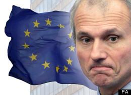 David Lidington lifted the lid on EU talks