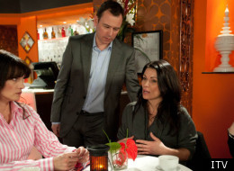 Coronation Street producer Phil Collinson has defended the soap's recent rape storyline