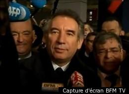 François Bayrou au Salon de l'Agriculture le 26 février 2012