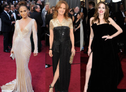 This year's worst dressed celebrities at the Oscars