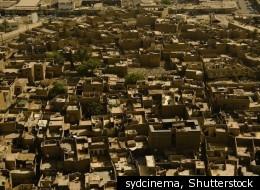 Modern-day Baghdad