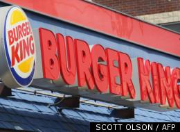 Une enseigne Burger King aux États-Unis