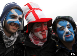 Increasing numbers of English people want rid of their Scottish partners