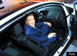 Bill Ford Keynote: Fewer, Talking Cars, No Jams, No Accidents