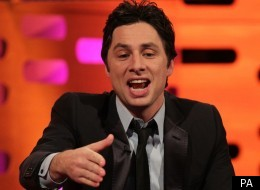 Scrubs star Zach Braff has just brough 'All New People' to UK theatres
