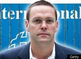 James Murdoch had been chief executive of News International since 2007