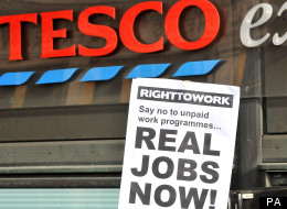 Tesco Had Concerns About The Compulsory Element Of The Work Experience Programme