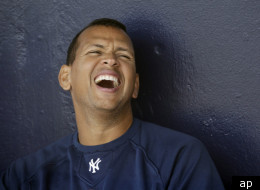 Alex Rodriguez laughed off Bobby Valentine's comments.
