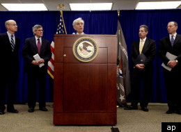 Officials from the Department of Justice and the Department of Health and Human Services Accused Jacques Roy of $375 Million Health Care Fraud at a Press Conference Feb. 28, 2012