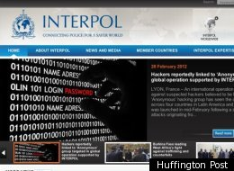 Anonymous Hacks Interpol Site After 25 Arrests