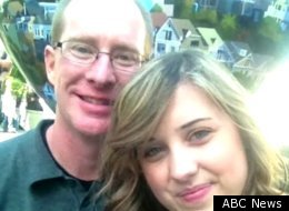 This ABC News image shows 41-year-old California teacher James Hooker and 18-year-old Jordan Powers. Hooker left his family and educating position last month to live with his former student.