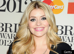 Holly Willoughby in tears on 'This Morning'
