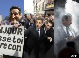 Agressions, insultes et chahut interfèrent dans l'élection présidentielle