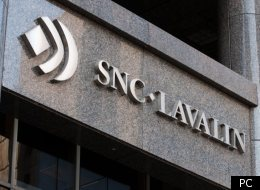 The Montreal offices of SNC-Lavalin were searched by RCMP on Friday.