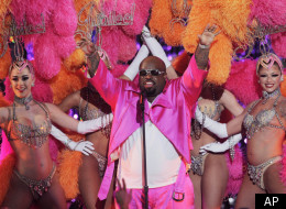 Cee Lo Green goes the way of Celine Dion, with a Las Vegas residency