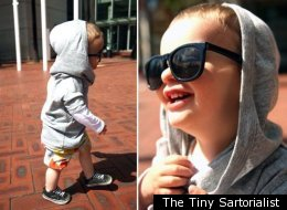 The Tiny Sartorialist