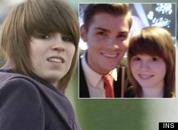 Gemma Barker, Girl Who Dressed As Boy To Seduce Underage Friends, Jailed. Pictured (right) With Hollyoaks Actor Kieron Richardson