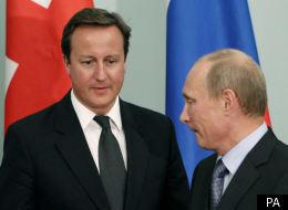 Cameron avoided congratulating the president-elect