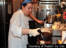 Clio Goodman, owner of Puddin'.