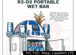 TIC TOC, Pepsi, Lucasfilm LTD