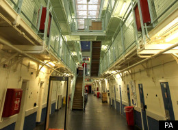 A view of Hall B at Barlinnie Prison in Galsgow after Justice Secretary Kenny Macaskill visited to meet staff and see first-hand the challenges posed by overcrowding