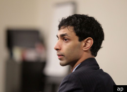 Dharun Ravi is accused of using a webcam to spy on his roommate Tyler Clementi and another man.